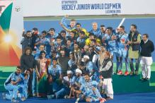 Hockey Legends Laud Junior World Cup Winning Team