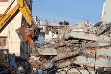 Hyderabad Building Collapse: Two Dead, At least 10-12 Feared Trapped