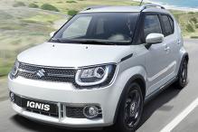 Maruti Suzuki Ignis Gets 5-Star Euro NCAP Safety Rating