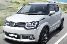 Maruti Suzuki Ignis Due For Launch on January 13