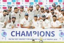 Kohli Wanted Injured Boys in Chennai For Celebration: Team India Player