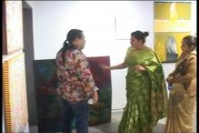 At Jaipur Art Summit, Activists Call Painting Obscene, Take it to Police