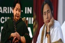 Jayalalithaa Supported Protest Against Demonetisation: Mamata Banerjee