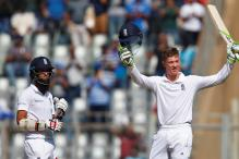 In Pics: India vs England, 4th Test, Day 1 in Mumbai