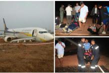 Goa-Mumbai Jet Airways Flight Skids Off Runway, At least 10 Injured