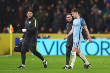 John Stones Injury 'Just a Kick', Says Pep Guardiola