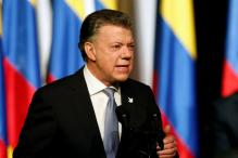 Colombian President Juan Manuel Santos Receive Nobel Peace Prize