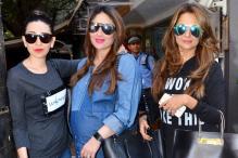 Kareena Kapoor Spends Quality Time With Karisma, Amrita Arora