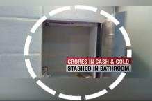 I-T Dept Seizes Rs 5.7 Cr New Notes, Gold From Bathroom in Karnataka