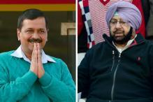 Captain Amarinder Singh Contesting to Help Badal Win: Arvind Kejriwal