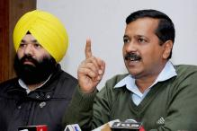 Voting for Congress is Like Voting for Drug Peddlers: Arvind Kejriwal