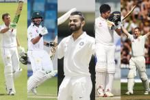 Top 5 Test Batting Performances of 2016