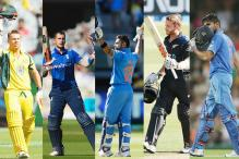 Top 5 ODI Batting Performances of 2016