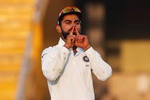 Virat Kohli Enjoys the Sun After Steve Smith's 'Verbal Volley' Threat