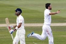 Virat Kohli, R Ashwin Ask Anderson to be Graceful in Defeat