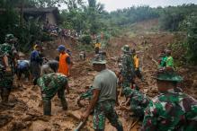 Five Killed in Landslides in Banten in Indonesia