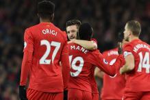 EPL: Origi Spares Liverpool Blushes Against West Ham