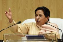 Aligning With SP is Congress' Political Bankruptcy, Says Mayawati