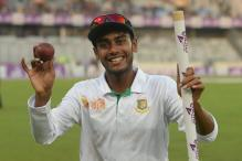 Bangladesh Hand Central Contract to Mehedi Hasan & Taskin Ahmed