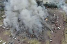 Death Toll Rises to 35 in Mexico Fireworks Market Blasts