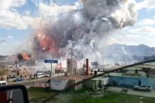 Explosion at Mexico's Largest Fireworks Market Worst in the Last 11 Years