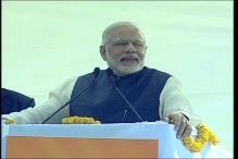 Will Fight 'Kaala Dhan' and 'Kaala Mann': Narendra Modi in Dehradun Parivartan Rally