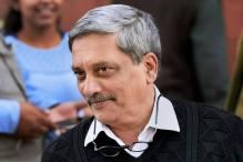 Manohar Parrikar Defends Congress Allegations Against Land Deal