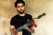 Burhan Wani's Successor Warns J&K Police Via Video Message