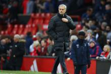 Manchester United Upturn Leaves Jose Mourinho Feeling at Home