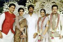 Nagarjuna's Son Akhil Gets Engaged To Shriya Bhupal In Private Ceremony