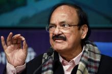 China Has no Business to Name any Indian Place: Venkaiah Naidu