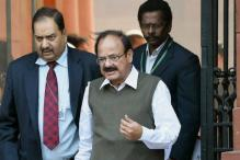Rajya Sabha Witnesses Angry Outburst by Venkaiah Naidu