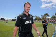 New Zealand's Broom Replaces Injured Guptill for Bangladesh T20I Series