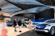 Mercedes Benz to Showcase 'CASE' Strategy at 2017 International Consumer Electronics Show
