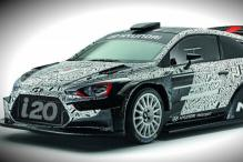 WRC 2017: Rally Spec Hyundai i20 And Other Cars of The Series