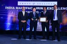 Hyundai Motor India Limited Wins Frost & Sullivan 'Indian Manufacturer of the Year'
