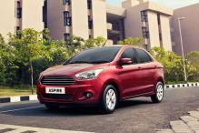 Ford Aspire AT Likely to Get Knee Airbags Along With Four Others