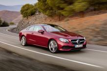 Mercedes-Benz E-Class: A Coupe That's a Cut Above