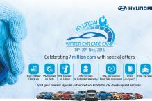 Hyundai Motor India Organises Five-Day Winter Car Care Camp Across India