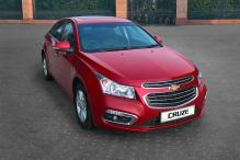 Chevrolet to Hike Car Prices in India Starting January 1