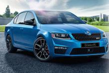 Skoda Octavia vRS Revealed, Expected to Arrive in India by April 2017
