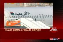 News360: Hijack Drama At Malta Airport