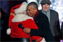 White House Staffers Pull A Christmas Prank On Barack Obama