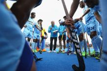 India Getting Close to Top Sides, Says Hockey Coach Oltmans