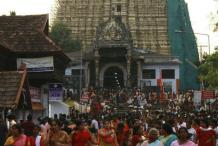 Fire at Kerala's Padmanabhaswamy Temple, Two injured