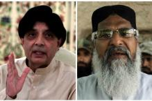 Pakistan Govt Under Pressure Over Meetings With Terrorists