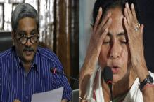 Parrikar Writes to Mamata, Says Deeply 'Pained' Over Army Controversy