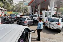 Petrol Price Hiked by Rs 2.21 a Litre, Diesel Dearer by Rs 1.79 on Global Rise