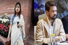 Poonam Mahajan Replaces Anurag Thakur as BJP Youth Wing Prez