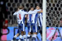Champions League: Porto Crush Leicester City 5-0 to Ease Into Last 16